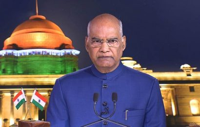 President Ram Nath Kovind to host conference of IITs, NITs and IIEST directors