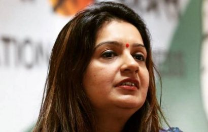 Priyanka Chaturvedi: If Maharashtra needs Fadnavis, why large volume of tweets from outside state