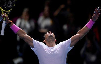 ATP Finals: Rafael Nadal roars back to beat Daniil Medvedev, Stefanos Tsitsipas reaches semis