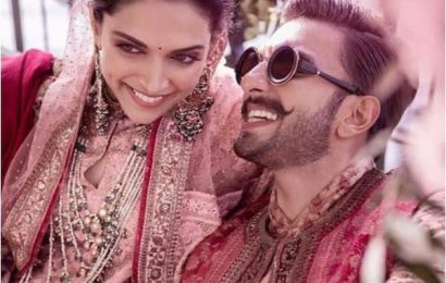 Ranveer Singh and Deepika Padukone to visit THESE holy shrines on their first wedding anniversary | Bollywood Life