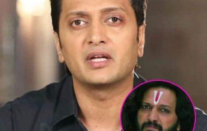Marjaavaan: Here's how Riteish Deshmukh transformed into a 3 foot ka 'kamina' Vishnu – watch video | Bollywood Life