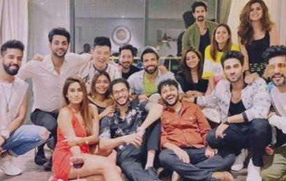 Rithvik Dhanjani pens a heartwarming Thank-You post for Karan Wahi, Asha Negi and others for the surprise birthday bash | Bollywood Life