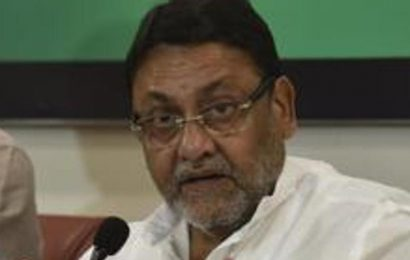Out of power, BJP afraid turncoat MLAs may defect, says Nawab Malik
