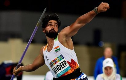 Sandeep Chaudhary aims Tokyo Paralympics medal after winning Worlds gold