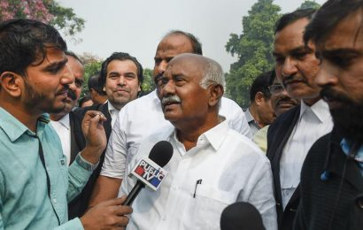 Unrest within as BJP Karnataka unit set to welcome rebels