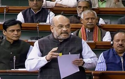 Lok Sabha passes bill to merge UTs Daman and Diu, Dadra and Nagar Haveli