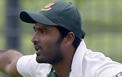 Bangladesh bans Shahadat Hossain for five years for assault