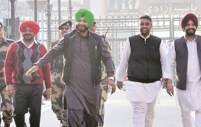Sidhu given political clearance to attend Kartarpur Corridor inauguration ceremony