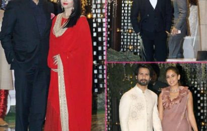 Mukesh Ambani की भांजी की प्रीवेडिंग पार्टी में सितारों से जगमगाई शाम, इन सेलेब्स ने मारी ग्लैमरस एंट्री