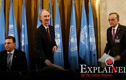 Syria talks: Possible path toward peace, or another dead end