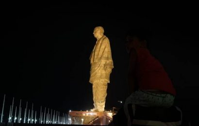 More than 29 lakh tourists visited Statue of Unity in a year: SSNNL