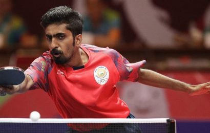 G Sathiyan bows out of ITTF World Cup after losing to Timo Boll