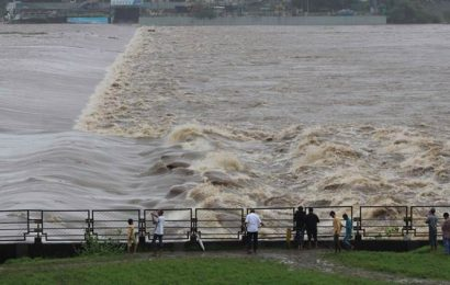 Gujarat: 35-yr-old Surat builder dies after 'jumping into Tapi river'