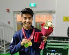 Dhanush is an exception talent: Gagan Narang