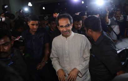 'Uddhav is consensus candidate for CM post': Sharad Pawar after Sena-NCP-Cong meet