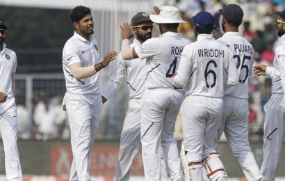 Team India script world record with victory over Bangladesh in Pink Ball Test