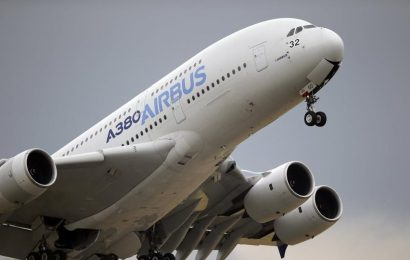 Airbus plane winging its way to France after 'wet sock' complaint
