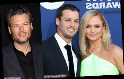 Miranda Lambert and New Husband Reportedly Snub Her Ex Blake Shelton's CMA Awards Performance