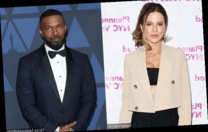 Kate Beckinsale Sets Record Straight on Jamie Foxx Dating Rumors
