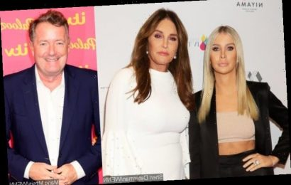Caitlyn Jenner's Partner Sophia Hutchins Offended by Piers Morgan's 'Pathetic' Relationship Question