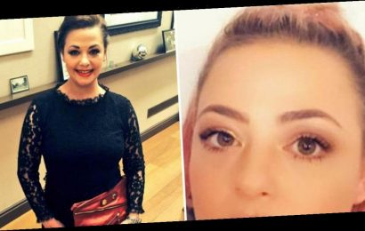 Ant McPartlin's estranged wife Lisa Armstrong in pictures