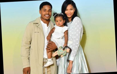 Pregnant Chanel Iman reveals sex of baby No. 2 with Sterling Shepard