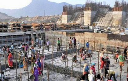 Polavaram completion by 2021 a daunting task
