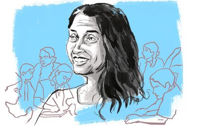 The lady behind the Teach For India phenomenon