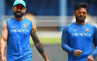 Kohli throws his weight behind under-fire Pant
