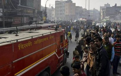 Anaj Mandi fire tragedy: Workers trapped in death chamber with no escape