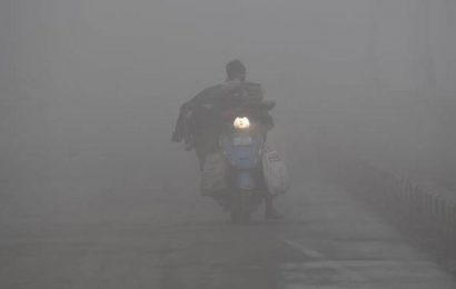 Srinagar airport remains suspended due to heavy fog