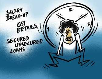 Taxmen told to dispose of 5-year-old pending cases by March
