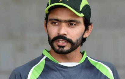 Pakistan recalls batsman Fawad Alam after 10 years