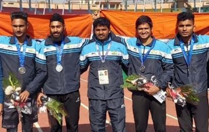 South Asian Games 2019: India takes medal tally to 312