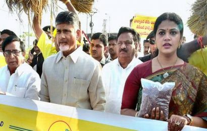 TDP demands remunerative price to farmers in State