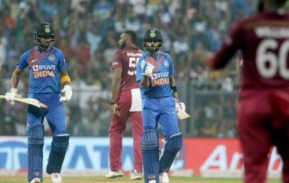 PHOTOS: India vs West Indies, Third T20I