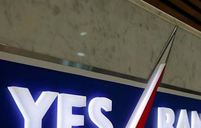 Yes Bank shares fall after ratings downgrade