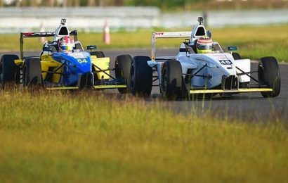 Racers Armaan Ebrahim and Aditya Patel want to make motorsports accessible to all