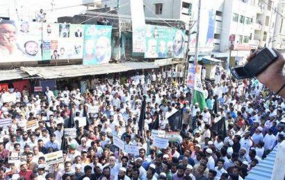 Agitators denied permission for rally