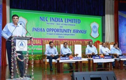 NLCIL observes National Day for Intellectually Challenged