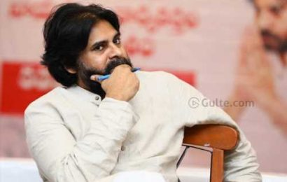 Now Pawan To Go On For A 'Paadayatra' ?