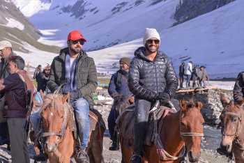 'Kashmir Episode Shot in Minus 4 Degree Celsius'