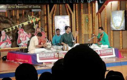 Star Singer Busy With Night Kacheris In Chennai