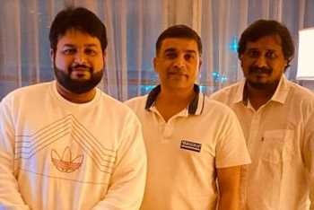 Thaman composes rocking tune for Pawan Kalyan