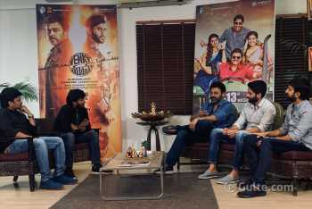 Hit directors interview Venky Mama and his Alludu