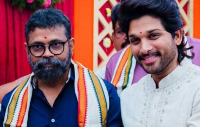 Sukumar Finishes A Test Shoot Of #AA20