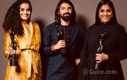 Pic Talk: Proud Moment For Mahanati