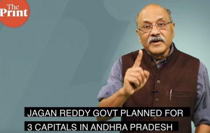 'Three Capital' idea is a national tragedy: Journalist Sekhar Gupta
