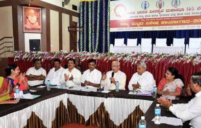 'Those dividing Veerashaiva, Lingayat taught a lesson'