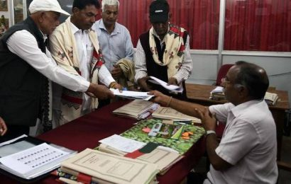 TN local body polls: Over 2.98 lakh nominations received